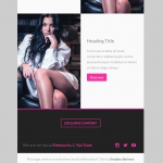 Marketerbay.com : Email Template 22 - footer