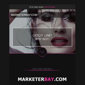 Marketerbay.com : Email template 25 - header