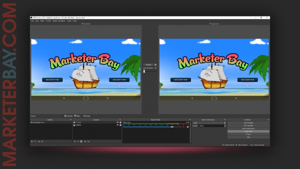Marketerbay.com : 2 editable animated slots overlay